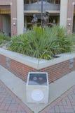 Entrada al hogar de Doak Campbell Stadium del equipo de fútbol de los Seminoles de FSU Imagen de archivo