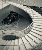 Entrada al Louvre - París, Francia Imagen de archivo