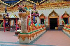 Entrada al templo Imágenes de archivo libres de regalías