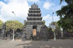 Entrada al templo, Bali Fotos de archivo libres de regalías
