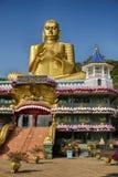 Entrada al templo de oro Fotografía de archivo