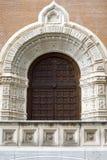 Entrada antigua de la puerta Imagen de archivo