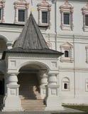 Entrada ao palácio de Oleg no Ryazan Kremlin Fotografia de Stock