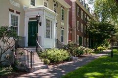 Escola de Negócios de Harvard, Boston Fotos de Stock