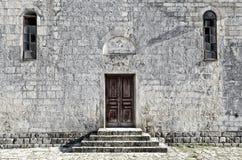Entrada ao templo Imagens de Stock