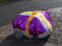 Entrada da competição do ovo da páscoa Imagem de Stock Royalty Free