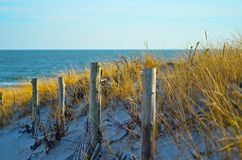 Entrada da praia de Branegat Imagem de Stock Royalty Free