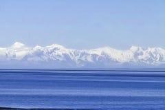 Entrada de Anchorage Fotografia de Stock Royalty Free