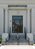Entrada de ayuntamiento Foto de archivo