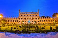 Entrada de Bara Imambara Imagem de Stock