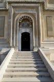 Entrada de Curtea de Arges Monastério imagens de stock