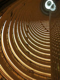Entrada de Grand Hyatt Foto de Stock
