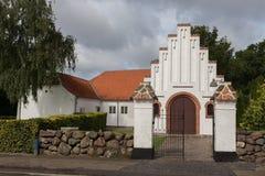 Entrada de la capilla Fotos de archivo