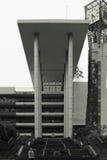 Entrada de la High School secundaria de Hongling Imágenes de archivo libres de regalías