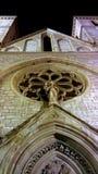 Entrada de la iglesia Imagenes de archivo