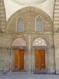Entrada de la mezquita Fotografía de archivo libre de regalías