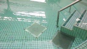 Entrada de la piscina metrajes