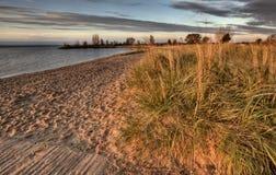 Entrada de la playa Imagen de archivo