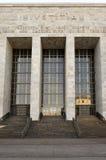 Entrada de las cortes de ley, Milano Imagen de archivo libre de regalías