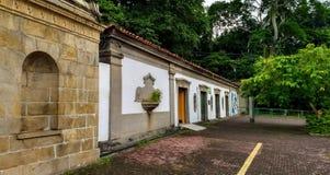 Entrada de Rio Zoo fotografia de stock