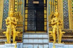 A entrada de um pagode Fotografia de Stock Royalty Free