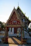 Entrada de un templo cerca del hin de Hua Fotografía de archivo libre de regalías