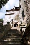 Entrada del castillo Fotografía de archivo