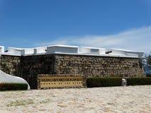 Entrada del fuerte de Acapulco Imágenes de archivo libres de regalías