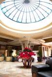 Entrada del hotel Imagenes de archivo