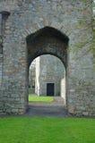 Entrada del monasterio Foto de archivo libre de regalías