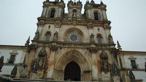 Entrada del monasterio de Alcobaca metrajes