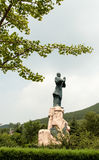 Entrada del monasterio de Shaolin Fotos de archivo