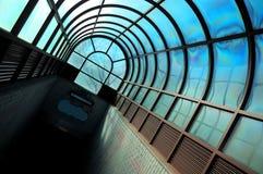 Entrada del subterráneo Fotos de archivo libres de regalías