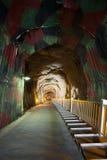 Entrada del túnel de Andong Imagen de archivo