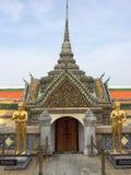 Entrada del templo Foto de archivo libre de regalías