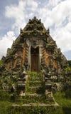 Entrada del templo de Bali Imágenes de archivo libres de regalías