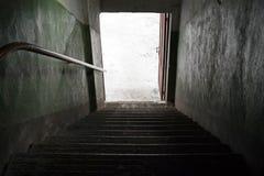 Entrada del umbral fotografía de archivo libre de regalías
