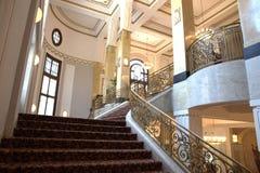 Entrada do hotel Imagens de Stock Royalty Free