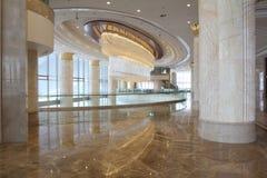 Entrada do hotel Fotos de Stock Royalty Free