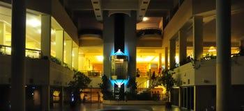 Entrada do hotel de luxo Fotos de Stock Royalty Free