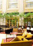 Entrada do hotel de luxo Imagens de Stock