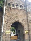 Entrada do palácio de Manial, o Cairo, Egito imagens de stock royalty free