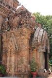 Entrada do templo do Po Ngar Fotografia de Stock Royalty Free