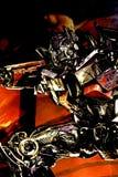 Entrada dos transformadores o passeio 3D Imagem de Stock