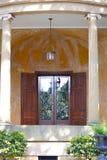 Entrada en sabana Imagen de archivo libre de regalías