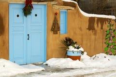 Entrada en Santa Fe Fotografía de archivo libre de regalías