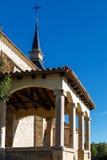 Entrada a la capilla Imagenes de archivo