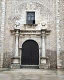 Entrada a la iglesia de Jesús Imagenes de archivo