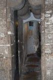 Entrada a la torre de Asinelli 97 m Bolonia, Emilia Romagna, Italia Foto de archivo libre de regalías