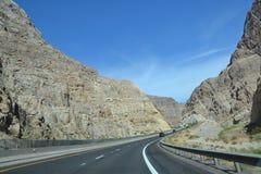 ENTRADA - Las Vegas imagens de stock